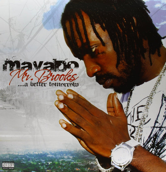 MAVADO MR BROOKS A BETTER TOMORROW LP VINYL 33RPM NEW