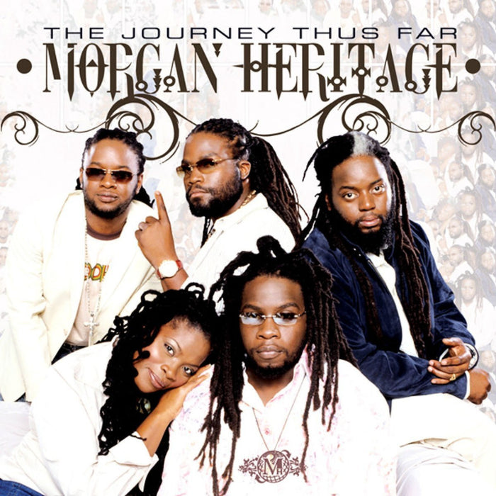 MORGAN HERITAGE THE JOURNEY THUS FAR LP VINYL 33RPM NEW
