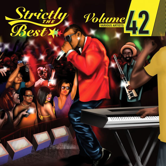 STRICTLY THE BEST VOL 42 STRICTLY THE BEST VOL 42 LP VINYL 33RPM NEW