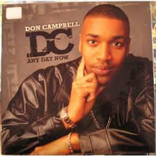 DON CAMPBELL ANY DAY NOW LP VINYL NEW 33RPM