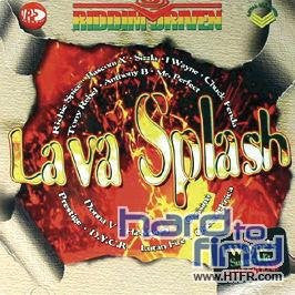 LAVA SPLASH RIDDIM DRIVEN LP VINYL NEW 33RPM