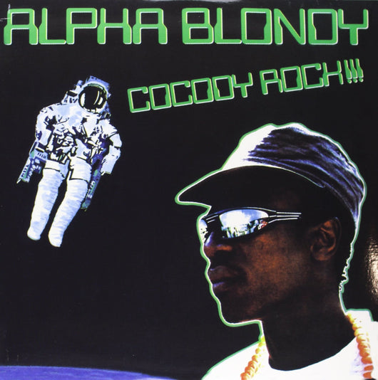 ALPHA BLONDY COCODY LP VINYL 33RPM NEW