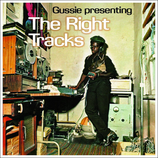 GUSSIE CLARKE GUSSIE PRESENTING THE RIGHT TRACKS LP VINYL 33RPM NEW