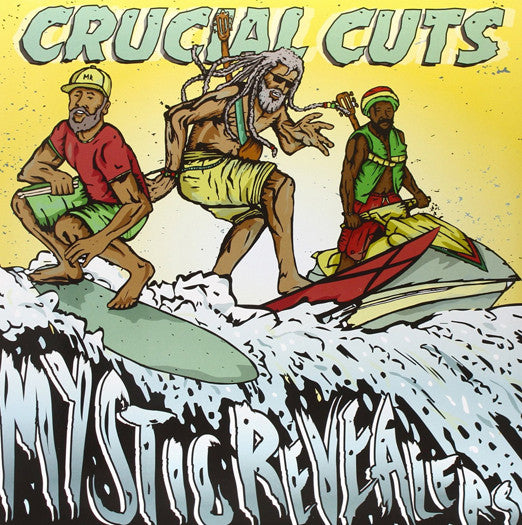MYSTIC REVEALERS CRUCIAL CUTS LP VINYL NEW 33RPM