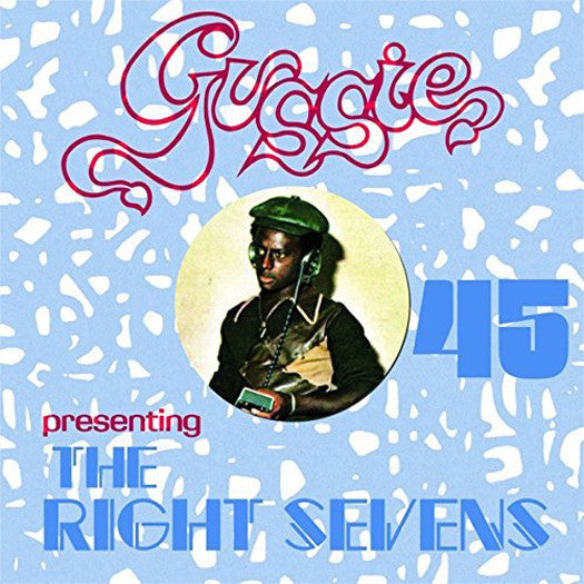 GUSSIE CLARKE PRESENTING THE RIGHT SEVENS LP VINYL 33RPM NEW 2014 BOX SET
