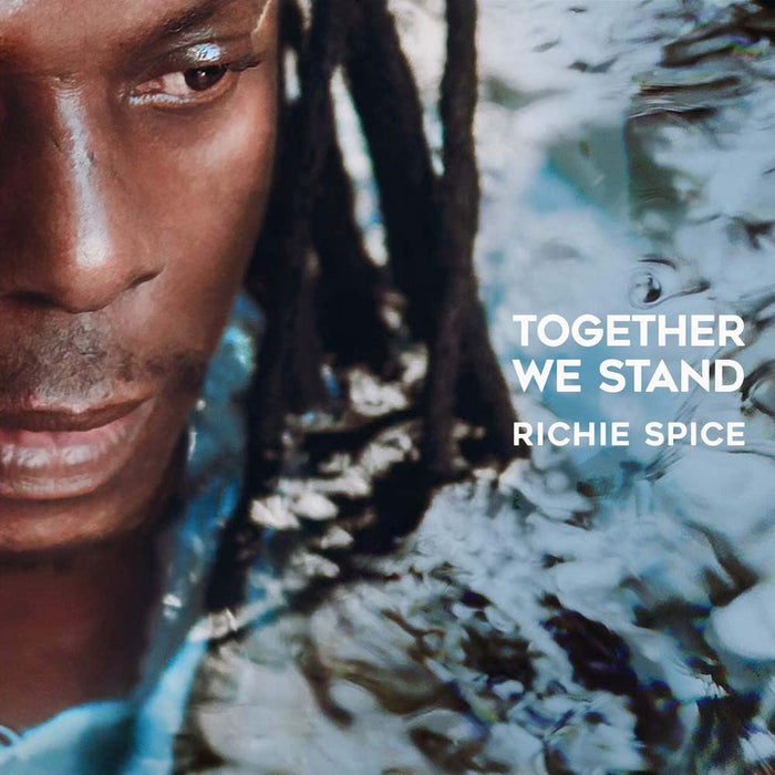 Richie Spice - Together We Stand Vinyl LP New Pre Order 10/07/20