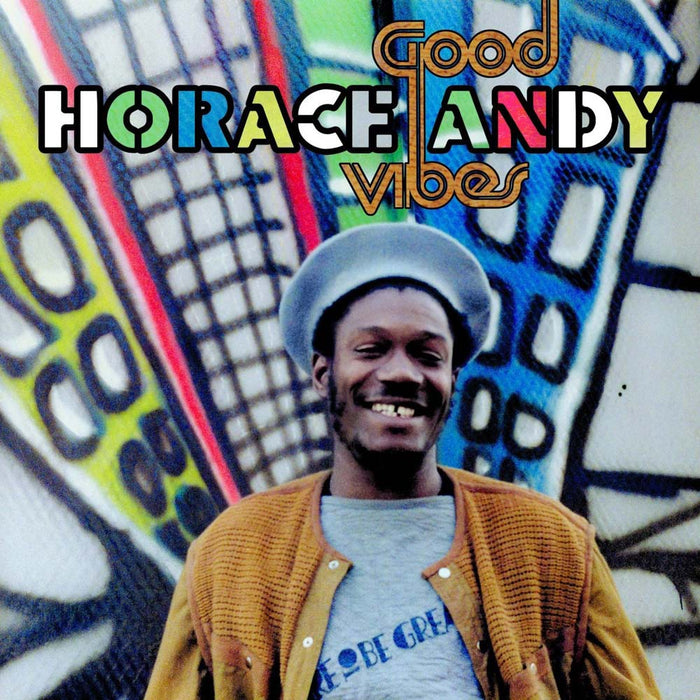 HORACE ANDY Good Vibes 2LP Vinyl NEW 2017