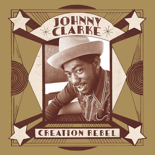 Johnny Clarke Creation Rebel Double LP NEW PRE ORDER 06/07/18