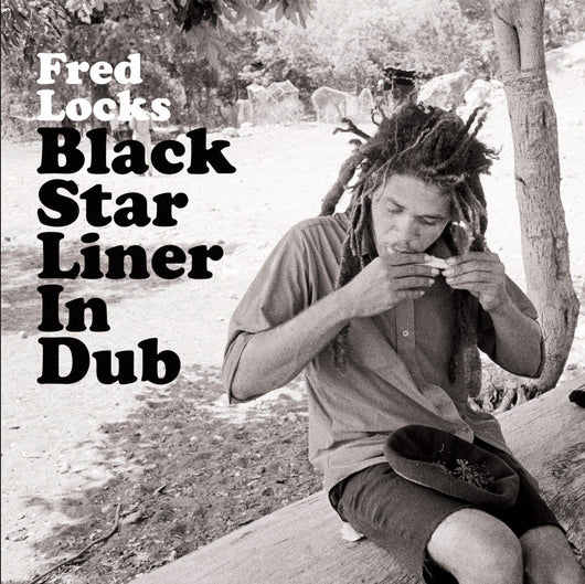 FRED LOCKS BLACK STAR LINER IN DUB LP VINYL 33RPM NEW