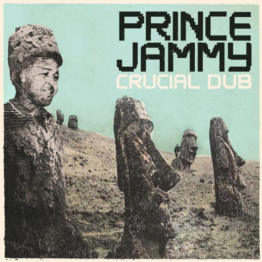 PRINCE JAMMY CRUCIAL IN DUB LP VINYL 33RPM NEW