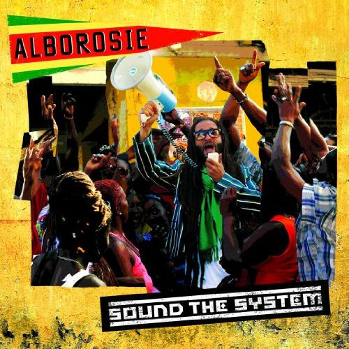ALBOROSIE SOUND THE SYSTEM LP VINYL 33RPM NEW