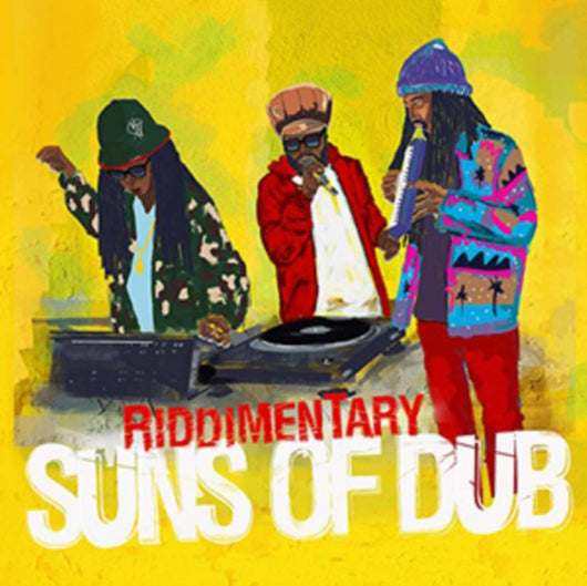 RIDDIMENTARY Suns Of Dub Selects LP Vinyl NEW 2017