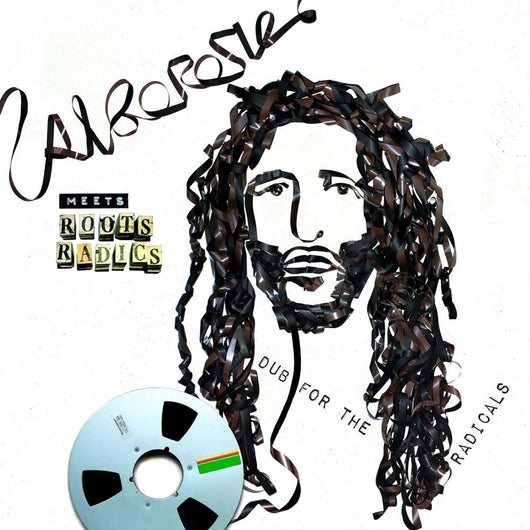 Alborosie Meets Roots Radics Dub For Radicals Vinyl LP New 2019