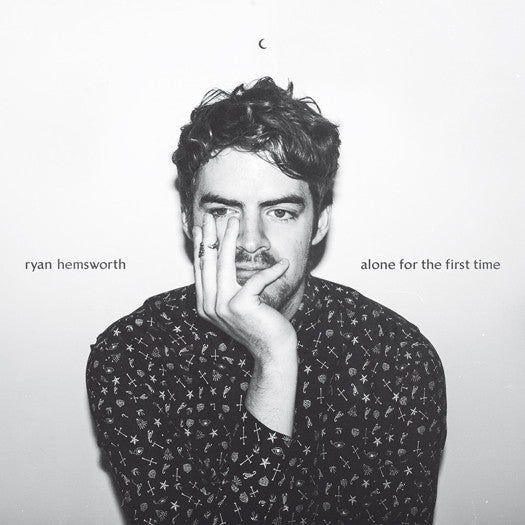 RYAN HEMSWORTH ALONE FOR THE FIRST TIME COLOURED LP VINYL NEW (US) 33RPM