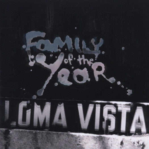 FAMILY OF THE YEAR LOMA VISTA LP VINYL NEW (US) 33RPM LIMITED EDITION