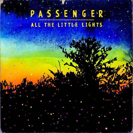 PASSENGER ALL THE LITTLE LIGHTS LP VINYL 33RPM NEW