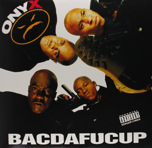 ONYX BACDAFUCUP LP VINYL NEW (US) 33RPM