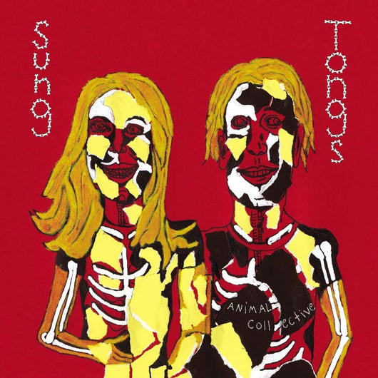 ANIMAL COLLECTIVE Sung Tongs DOUBLE LP Vinyl NEW 2017