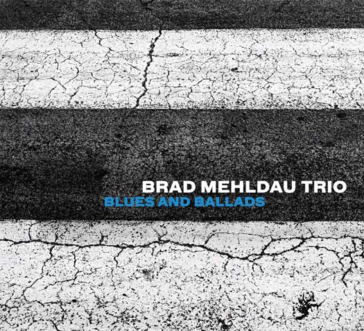 Brad Mehldau TRIO BLUES AND BALLADS LP Vinyl 140gm NEW