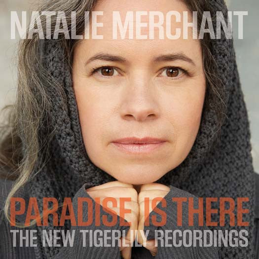 NATALIE MERCHANT PARADISE IS THERE TIGERLILY RECORDINGS LP VINYL NEW