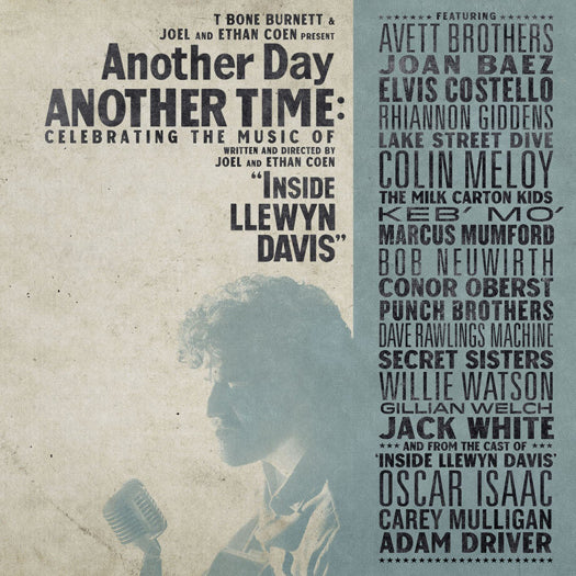 ANOTHER DAY ANOTHER TIME INSIDE LLEWYN DAVIS LP VINYL NEW 33RPM