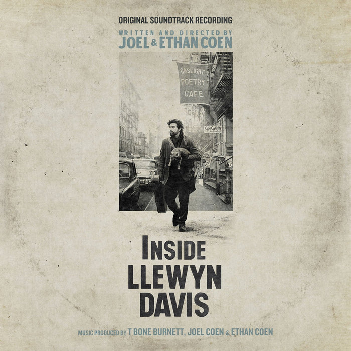 INSIDE LLEWYN DAVIS SOUNDTRACK LP VINYL NEW 2013 33RPM