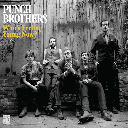 PUNCH BROTHERS WHO'S FEELING YOUNG NOW LP VINYL NEW (US) 33RPM