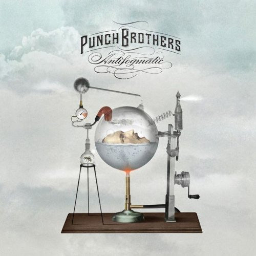 PUNCH BROTHERS ANTIFOGMATIC LP VINYL 33RPM NEW