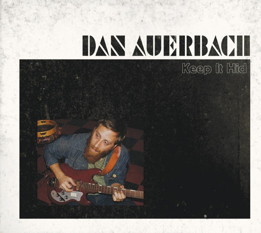 DAN AUERBACH KEEP IT HID CD AND LP VINYL NEW (US) 33RPM