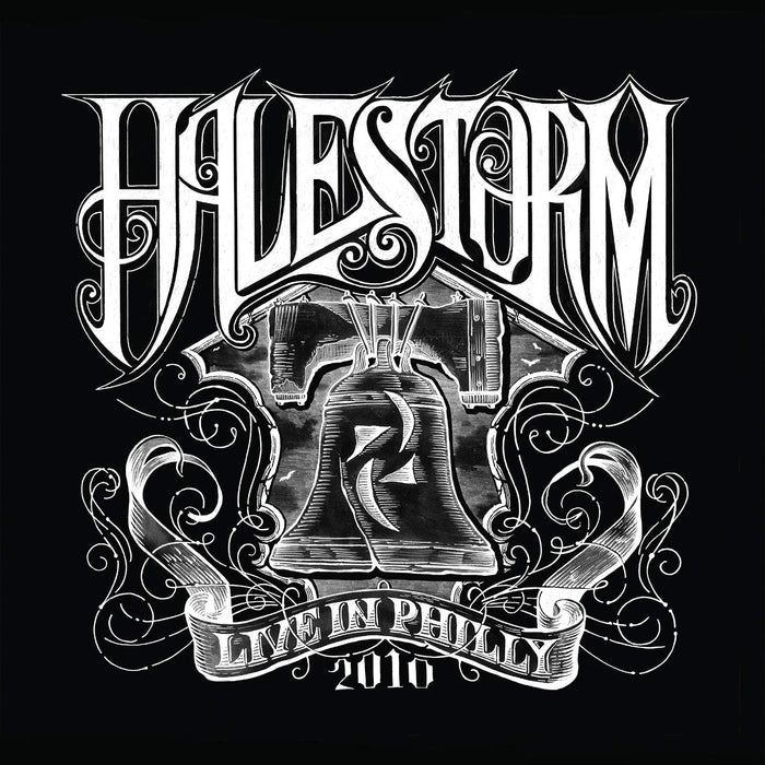 Halestorm - Live in Philly Vinyl LP Clear Colour 2020