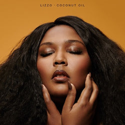 Lizzo - Coconut Oil Vinyl LP Milky Clear & Scented Insert Black Friday 2019