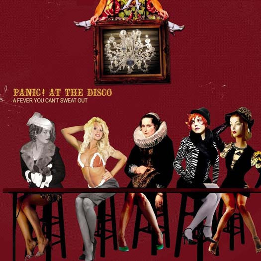 PANIC AT THE DISCO Fever You Can't Sweat LP Vinyl NEW