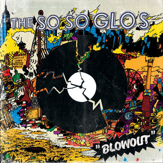 SO SO GLOS BLOWOUT LP VINYL NEW (US) 33RPM