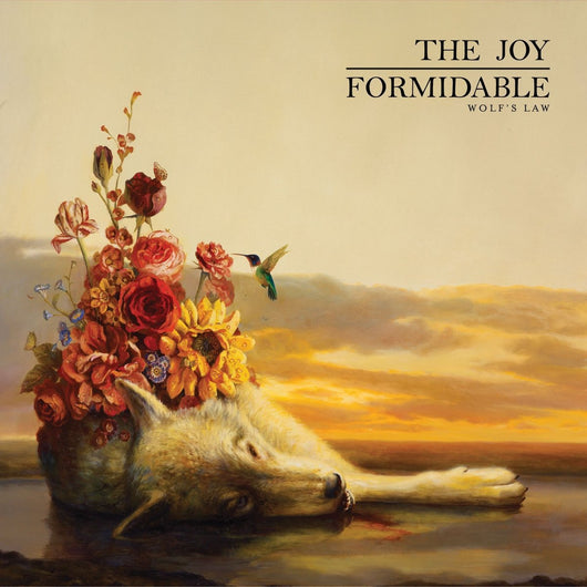 JOY FORMIDABLE WOLFS LAW LP VINYL 33RPM NEW