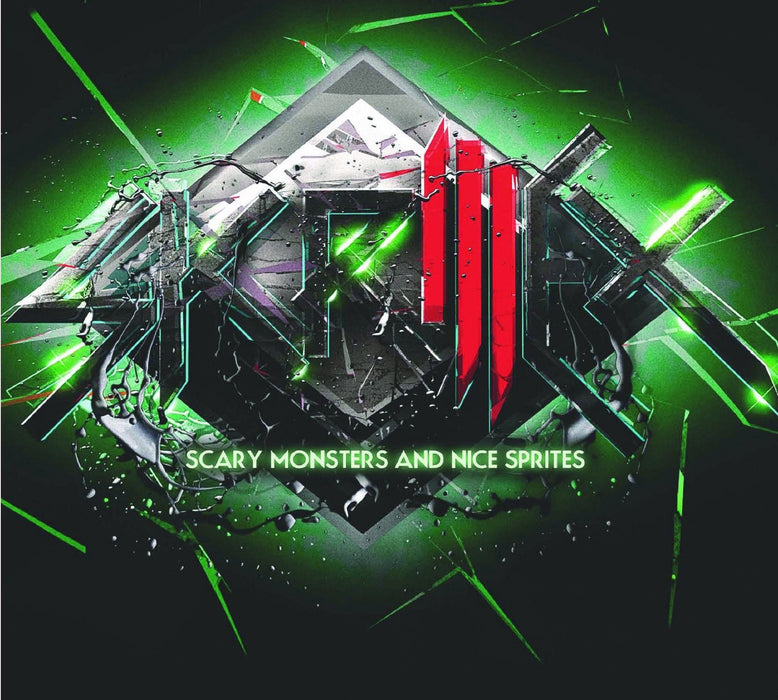 SKRILLEX SCARY MONSTERS AND NICE LP VINYL 33RPM NEW