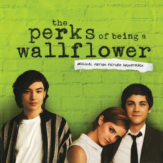 PERKS OF BEING A WALLFLOWER O.S.T. LP VINYL NEW (US) 33RPM