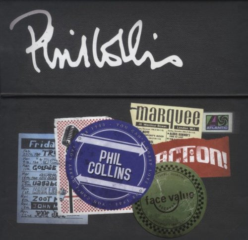 Phil Collins Going Back Limited Edition 15 X 7