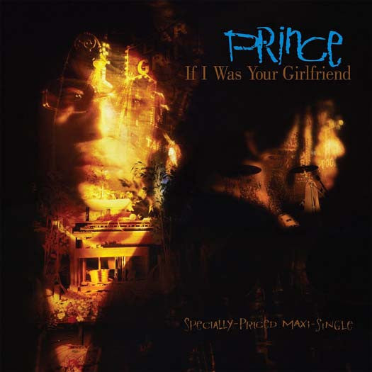 PRINCE If I Was Your Girlfriend 12