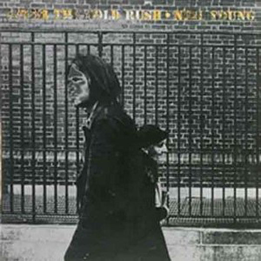 NEIL YOUNG AFTER THE GOLDRUSH LP VINYL NEW 33RPM
