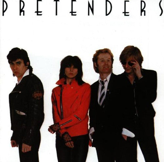 Pretenders Pretenders Alternative Rock New Wave Music Audio CD Brand New