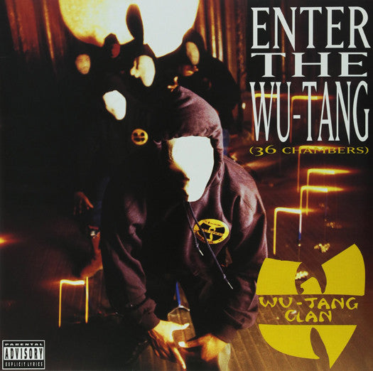 WU-TANG CLAN ENTER WU-TANG LP VINYL NEW 33RPM