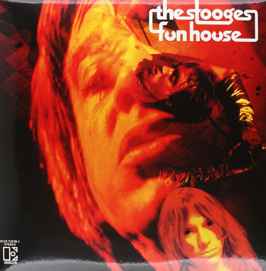 STOOGES FUN HOUSE LP VINYL 33RPM NEW