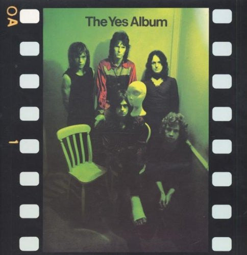 YES THE YES LP VINYL NEW 2003 33RPM