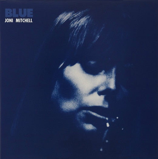 JONI MITCHELL BLUE LP VINYL NEW (US) 33RPM