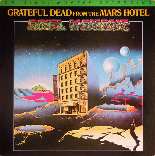 Grateful Dead From The Mars Hotel Vinyl LP New Pre Order 12/10/18