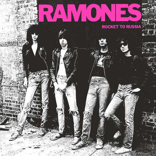THE RAMONES Rocket To Russia 40th Ann LP Vinyl & 3CD NEW 2017