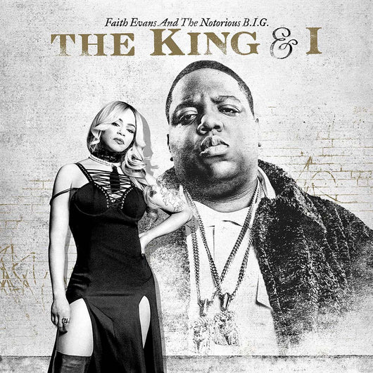 FAITH EVANS & NOTORIOUS B.I.G The King & I LP Vinyl NEW 2017