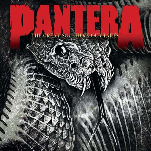 PANTERA Great Southern Outtakes LP Vinyl NEW