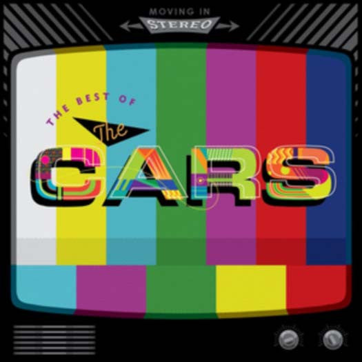 The Cars Moving In Stereo The Best Of 2LP Vinyl New