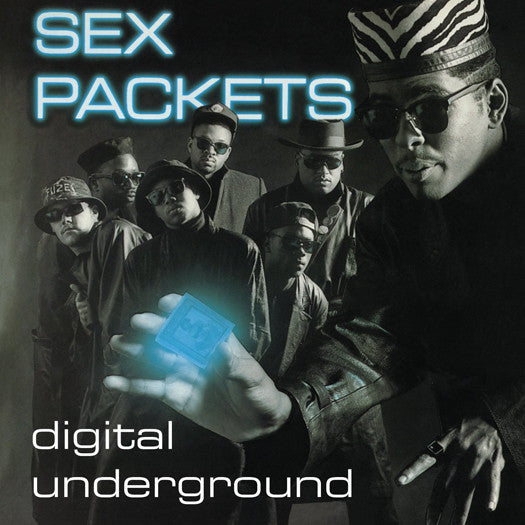 DIGITAL UNDERGROUND SEX PACKETS LP VINYL NEW (US) 33RPM